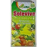 Terreau pour agrumes Solevivo Méditerranée Lot de 18litres