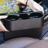 bureze Universal Auto Getränk Tasse Halterung tragbar KFZ Sitz Gap Organizer Regal