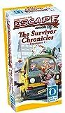 Queen Games 10112 - Escape Zombie City Erweiterung 1: Survivor Chronicles, Aktionsspiele