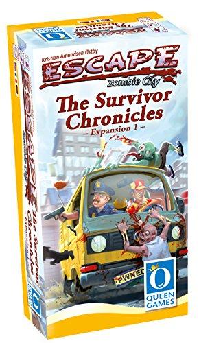 Escape: Zombie City: The Survivor Chronicles