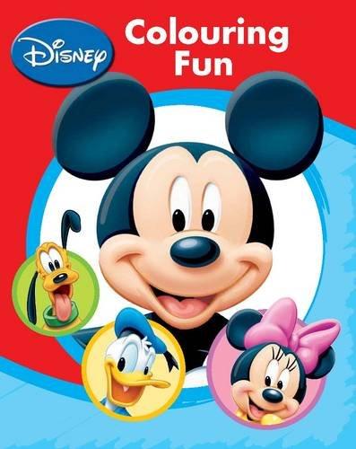 Disney Mickey Mouse & Co Colour Fun