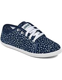 Asian Shoes Ladies LR-15 Navy Blue shoe