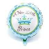 Junge Mädchen Helium Folienballon Deko Baby Kinder-Geburtstag Luftballon Ballon