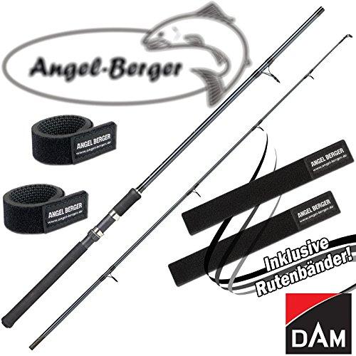 DAM Camaro Allround Angelrute Allroundrute alle Modelle mit Angel Berger Rutenband (3,00m / 50-100g)