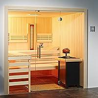 Infraworld–Sauna Opal 210x 180cm abeto