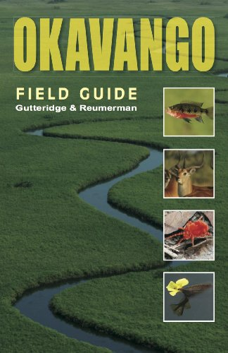 Okavango: A Field Guide (Southbound Field Guides) (English Edition)