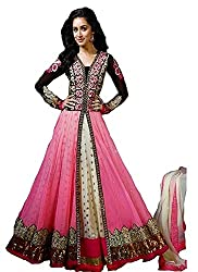 Dress(Women's Clothing Dress for women latest designer wear Dress collection in latest Dress beautiful bollywood Dress for women party wear offer designer Dress Embroidered Dress Material)