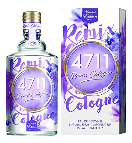4711 Remix Edition Lavendel, Eau de Cologne Natural Spray 150 ml - 4711 Eau De Cologne Spray
