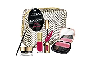L'Oreal Paris Cannes Ruby Carnival Kit