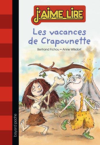 Crapounette, Tome 01: Les vacances de Crapounette