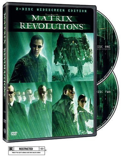 The Matrix Revolutions (Two-Disc Widescreen Edition) by Keanu Reeves