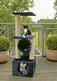 Katzenschutznetz mit Spannseil für Balkon und Terrasse - in 6 Größen -