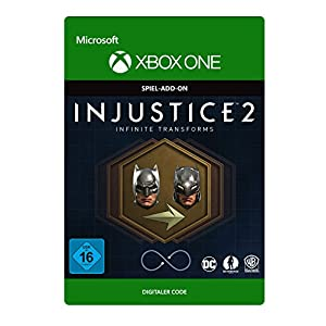 Injustice 2: Legendary Edition – Infinite Transforms DLC | Xbox One – Download Code