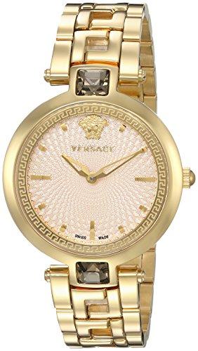 Versace Orologio per Donne Crystal Gleam VAN07 0016