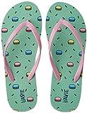 #10: Lavie Women's Flip-Flops and House Slippers