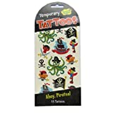 Temporary Play Tattoos - Pirates - Best Reviews Guide