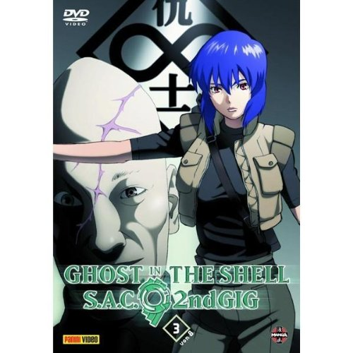 Ghost in the Shell - Stand Alone Complex 2nd GIG Vol. 03 - 2 Gb-tv