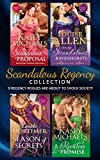 Scandalous Regency Secrets Collection (Mills & Boon e-Book Collections) (The Little Season)