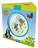 Unbekannt Der Kleine Maulwurf Kindergeschirr Set 3tlg. Frühstücksset Porzellan