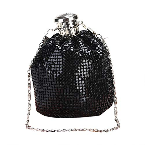 NMERWT Damen Umhängetasche Abendhandtasche Party Tasche Frauen Neue Abendtasche Hand Made Mini Krug Pack Party Clutch Schulter Cross Bag -