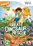 Go Diego Go: Great Dinosaur Rescue - Wii by Go Diego Go: Great Dinosaur Rescue - Wii