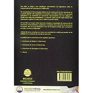 Ejercicios Resueltos De Construcción De Estructuras De Edificación (BIBLIOTECA TECNICA UNIVERSITARIA. Sección Estruct