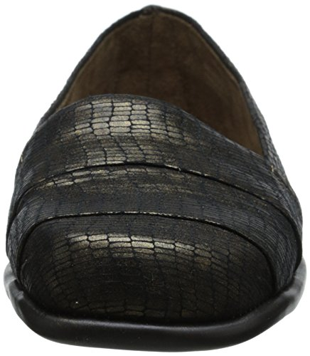 A2 By Aerosoles Softball Large Synthétique Mocassin Bronze Metallic
