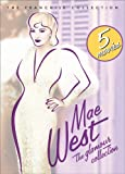 Mae West - The Glamour Collection (Go West Young Man/ Goin' To Town/ I'm No Angel/ My Little Chickadee/ Night After Night) by Mae West