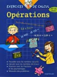 Telecharger Livres Exercices de calcul Operations 10 12 ans (PDF,EPUB,MOBI) gratuits en Francaise