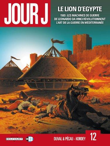 Jour J T12 - Le lion d'Egypte