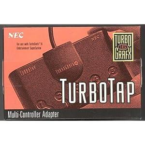 NEC TurboGrafx Turbo Tap – Multi controller adapter