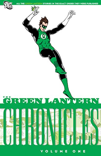 The Green Lantern Chronicles (1)