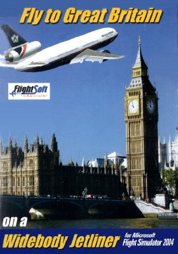 Fly to Great Britain FSX