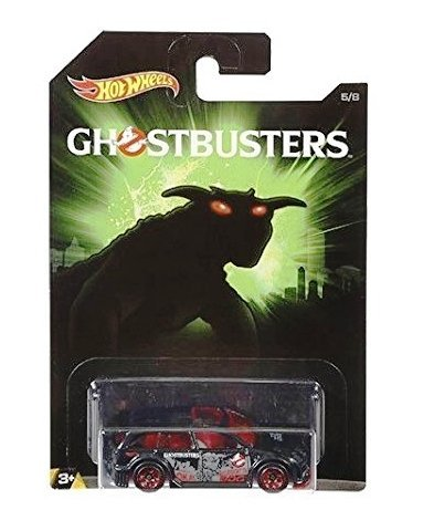 Mattel Hot Wheels dwd99 - GHOSTBUSTERS - audaious 5/8 - 1:64