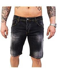 Rock Creek Herren Shorts Jeansshorts Denim Stretch Sommer Shorts Regular  Slim M23 3ab79b5edb