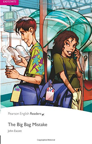 Easystart: The Big Bag Mistake CD for Pack: Easystarts (Pearson English Graded Readers)