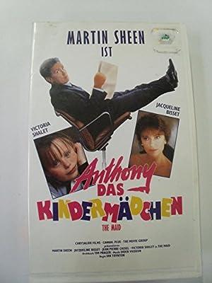 Anthony, das Kindermädchen [VHS]