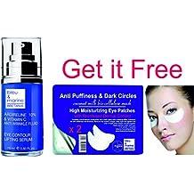 Suero Lift Anti Arrugas Contorno de Ojos con Argireline 10% (efecto botox),