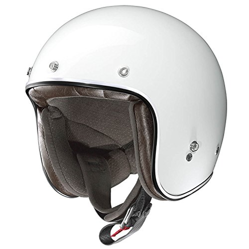 casco X-Lite x-201frassino large Bianco metallizzato