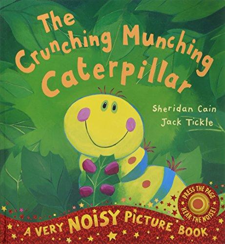 The Crunching Munching Caterpillar Cover Image