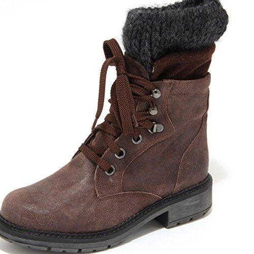 1236M anfibi Donna MALIPARMI Scarpe Boots Shoes Women  36  048157daea4