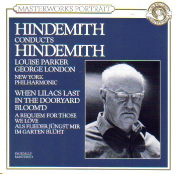 Hindemith Cond.Hindemith