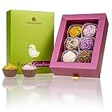 6 Easter Cupcakes - Cupcake-Pralinen, Osterpralinen, Ostergeschenk Schokolade, Ostern Schokolade