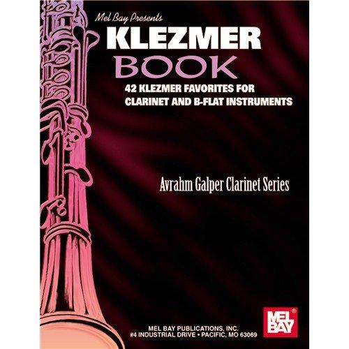 Descargar Libro Klezmer Favourites(42) Bes - Clarinet - Book de Unknown