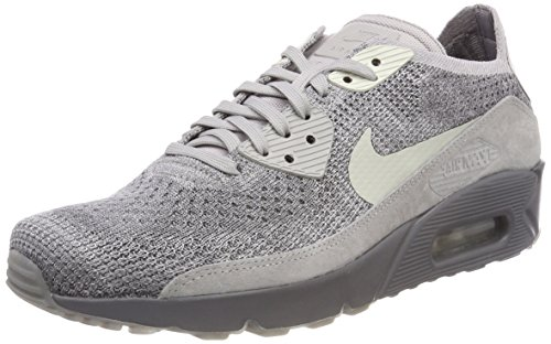 timeless design 0bf96 63a8a Nike Air Max 90 Ultra 20 Flvknit, Baskets Homme, Gris (Atmosphere Grey