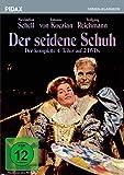 Der seidene Schuh / Aufwendig produzierter Vierteiler mit Starbesetzung (Pidax Serien-Klassiker) [2 DVDs]