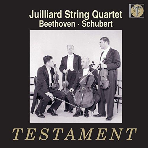 Preisvergleich Produktbild Streichquartett Nr.14 Op.131 & Streichquartett d 810 (der Tod und das Mädchen)