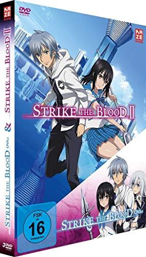Strike the Blood Second / Strike the Blood OVAs -...