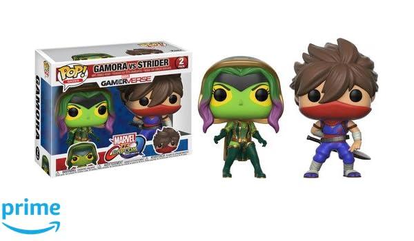 Funko Marvel gamerverse Pop Gamora Vinyl Figure NEW Toys Collectibles