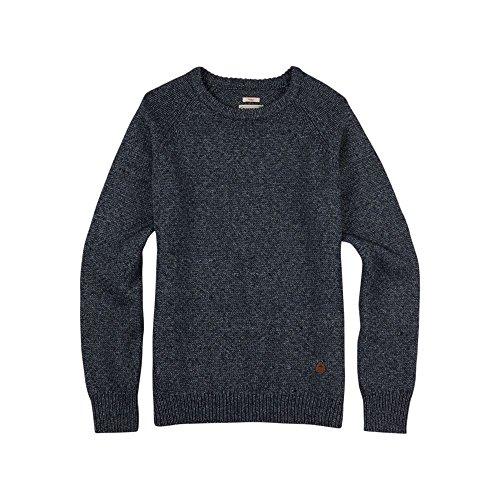 Burton Herren Gus Sweater Sweatshirt True Blue Heather